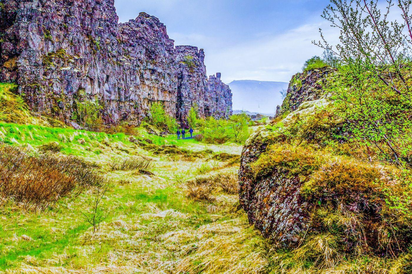 冰岛辛格韦德利国家公园,世界遗产_图1-27