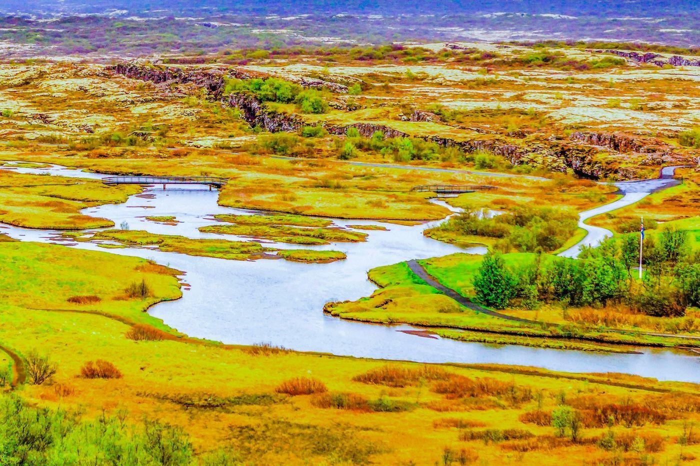 冰岛辛格韦德利国家公园,世界遗产_图1-25