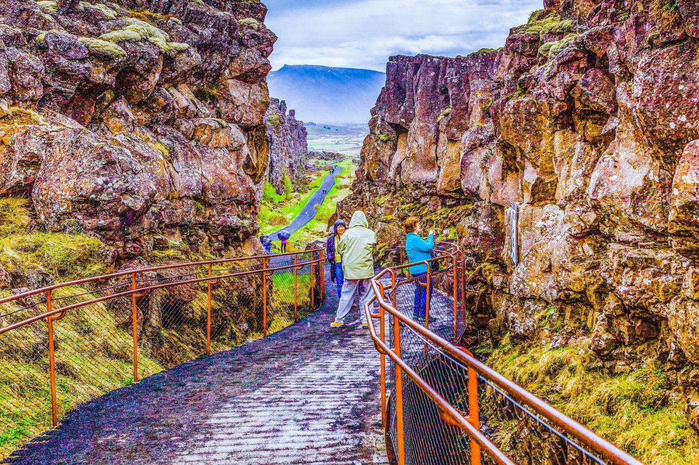 冰岛辛格韦德利国家公园,世界遗产_图1-20
