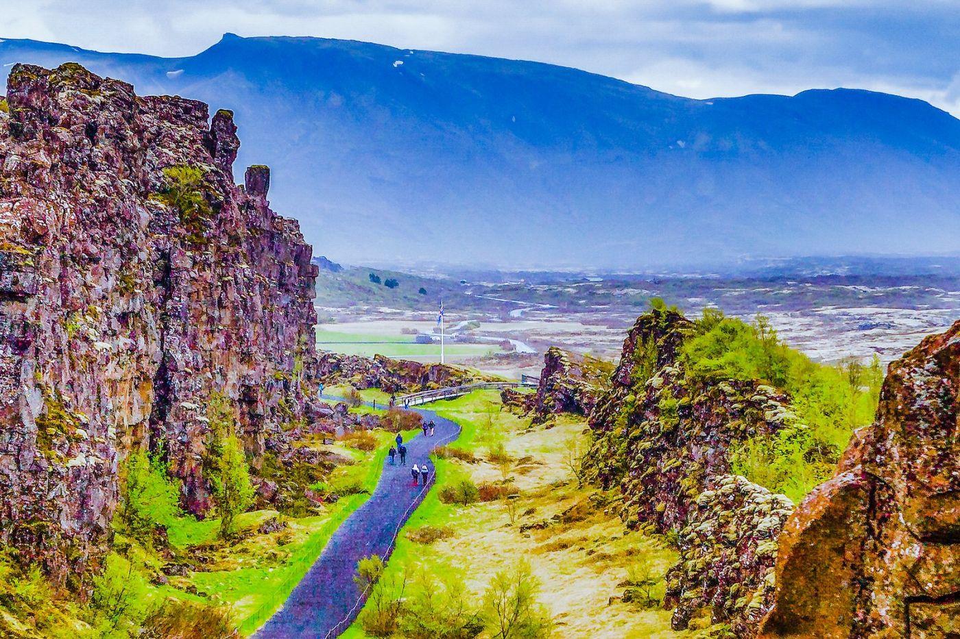 冰岛辛格韦德利国家公园,世界遗产_图1-22