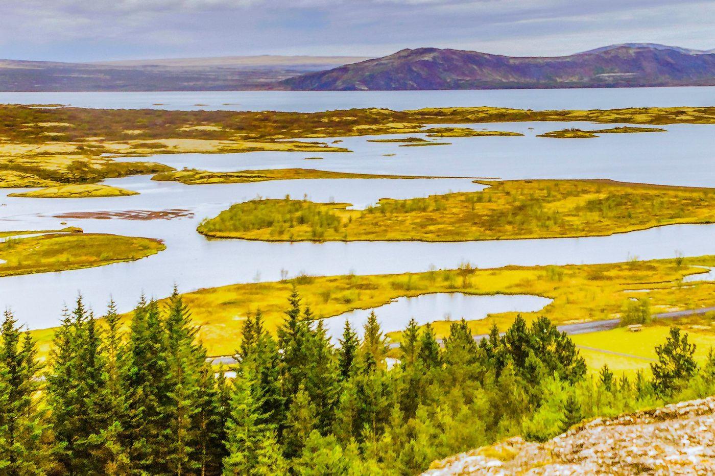 冰岛辛格韦德利国家公园,世界遗产_图1-23