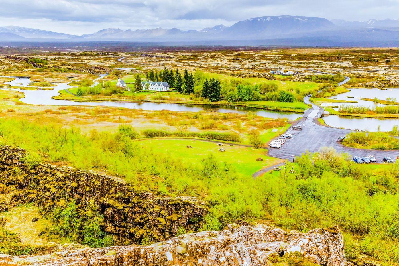 冰岛辛格韦德利国家公园,世界遗产_图1-19