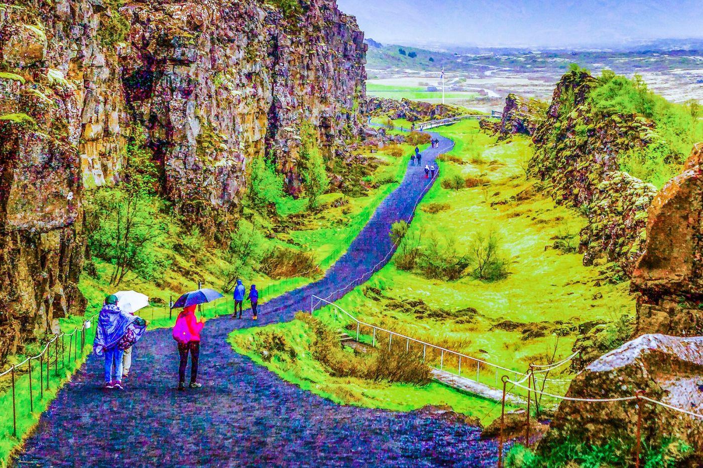 冰岛辛格韦德利国家公园,世界遗产_图1-18
