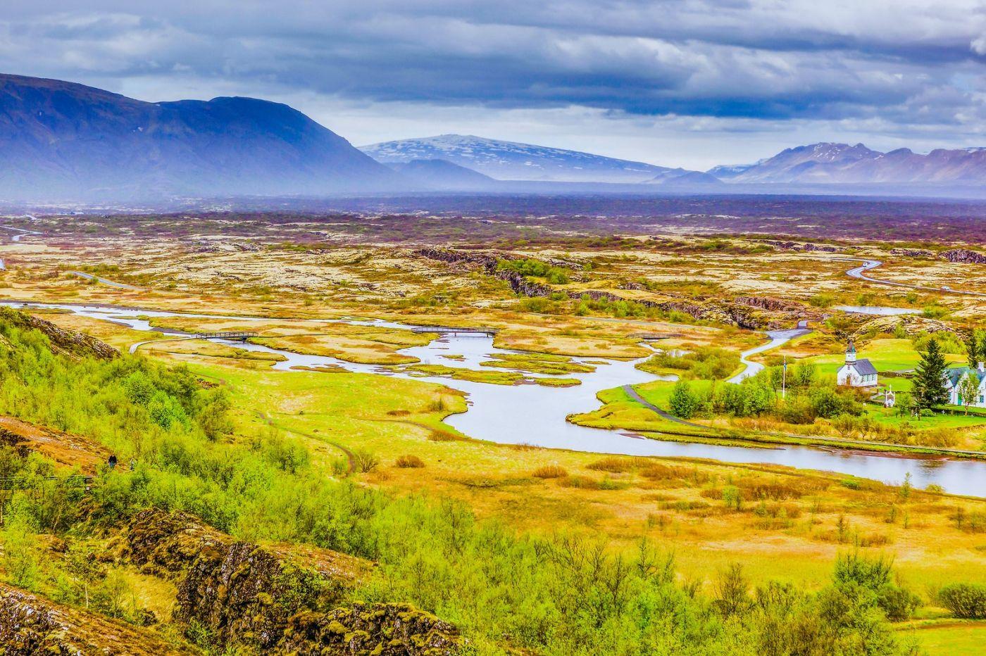 冰岛辛格韦德利国家公园,世界遗产_图1-13