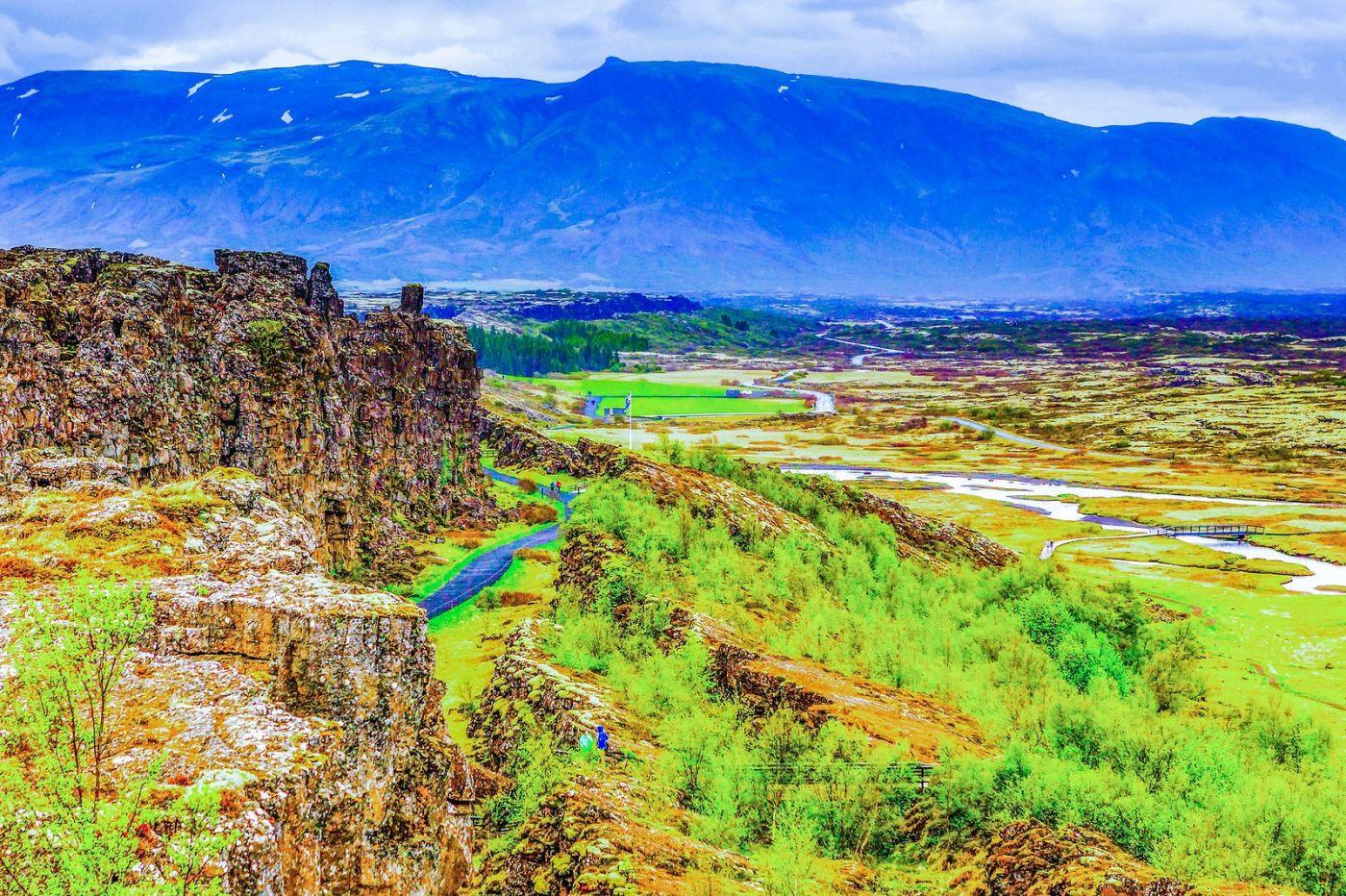 冰岛辛格韦德利国家公园,世界遗产_图1-14