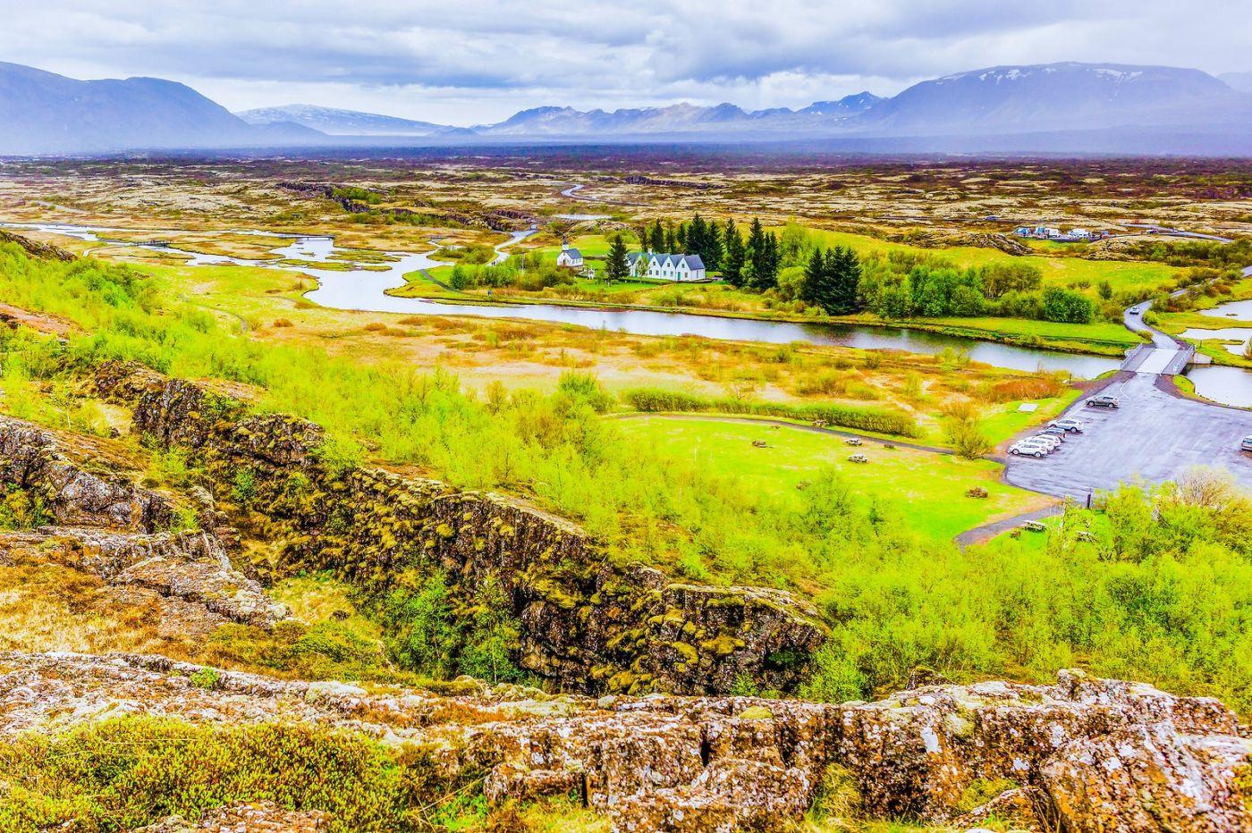冰岛辛格韦德利国家公园,世界遗产_图1-1