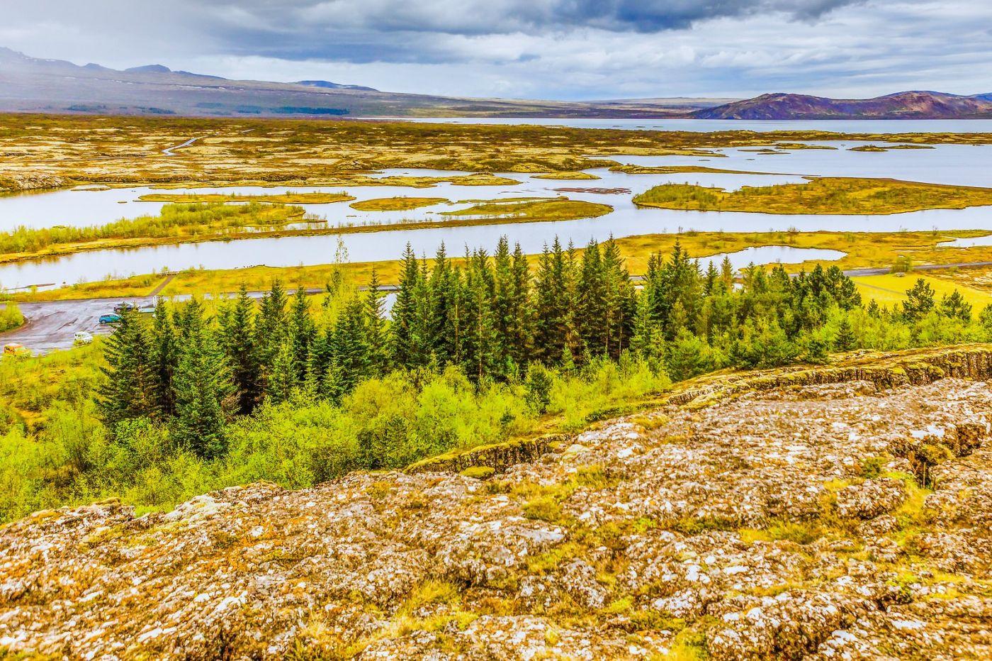 冰岛辛格韦德利国家公园,世界遗产_图1-2