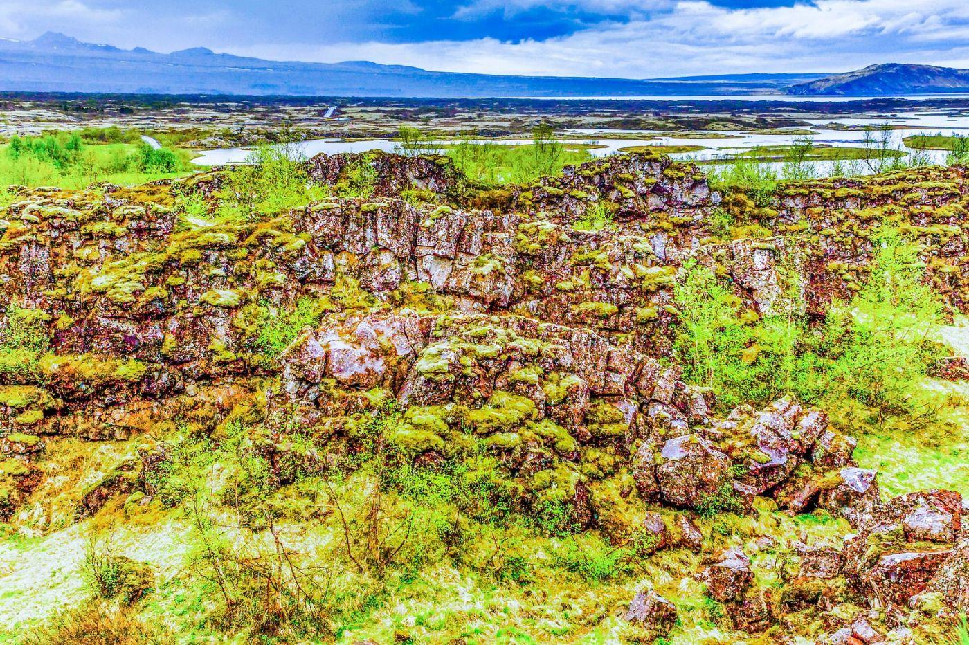 冰岛辛格韦德利国家公园,世界遗产_图1-6
