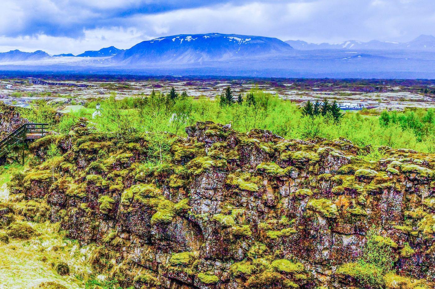 冰岛辛格韦德利国家公园,世界遗产_图1-7
