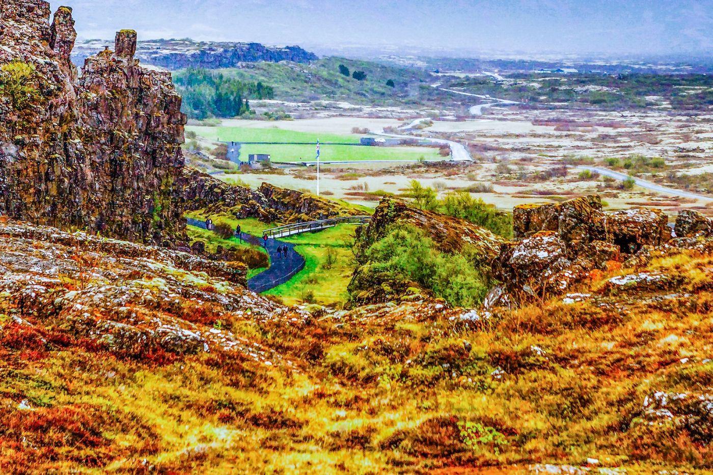 冰岛辛格韦德利国家公园,世界遗产_图1-9