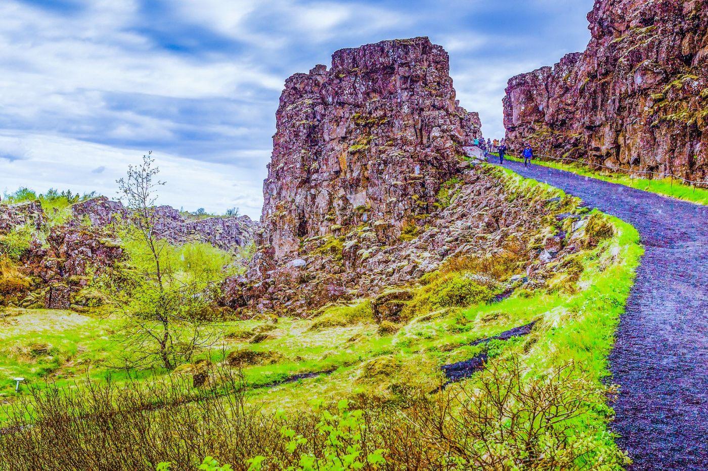 冰岛辛格韦德利国家公园,世界遗产_图1-10