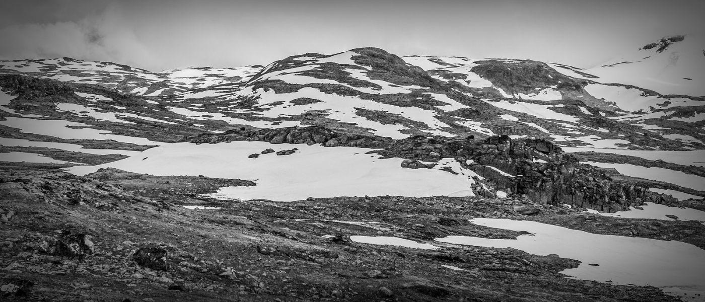 挪威屋脊(Sognefjellet),一眼望去_图1-7