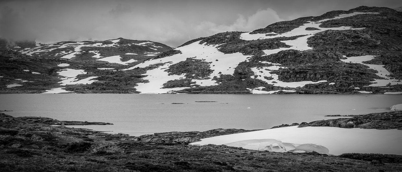 挪威屋脊(Sognefjellet),一眼望去_图1-8