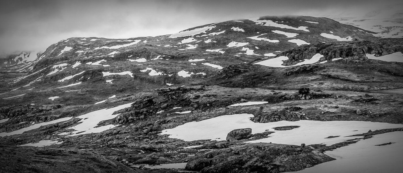 挪威屋脊(Sognefjellet),一眼望去_图1-6