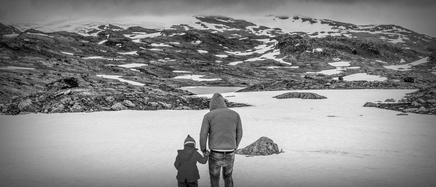 挪威屋脊(Sognefjellet),一眼望去_图1-1