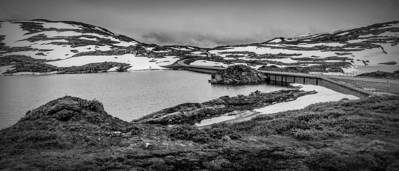 挪威屋脊(Sognefjellet),一眼望去_图1-5