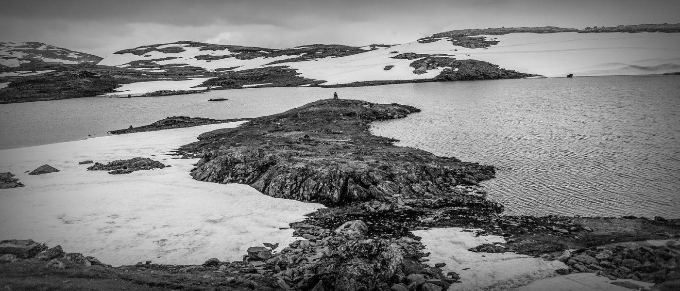 挪威屋脊(Sognefjellet),一眼望去_图1-3