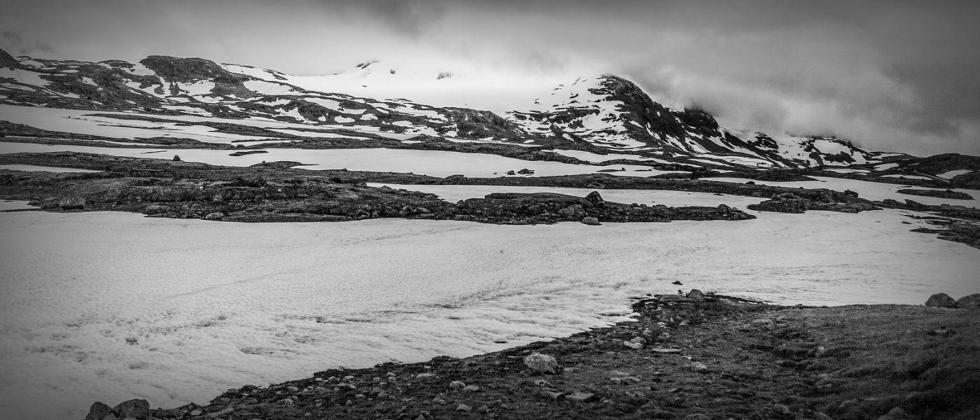挪威屋脊(Sognefjellet),一眼望去_图1-2