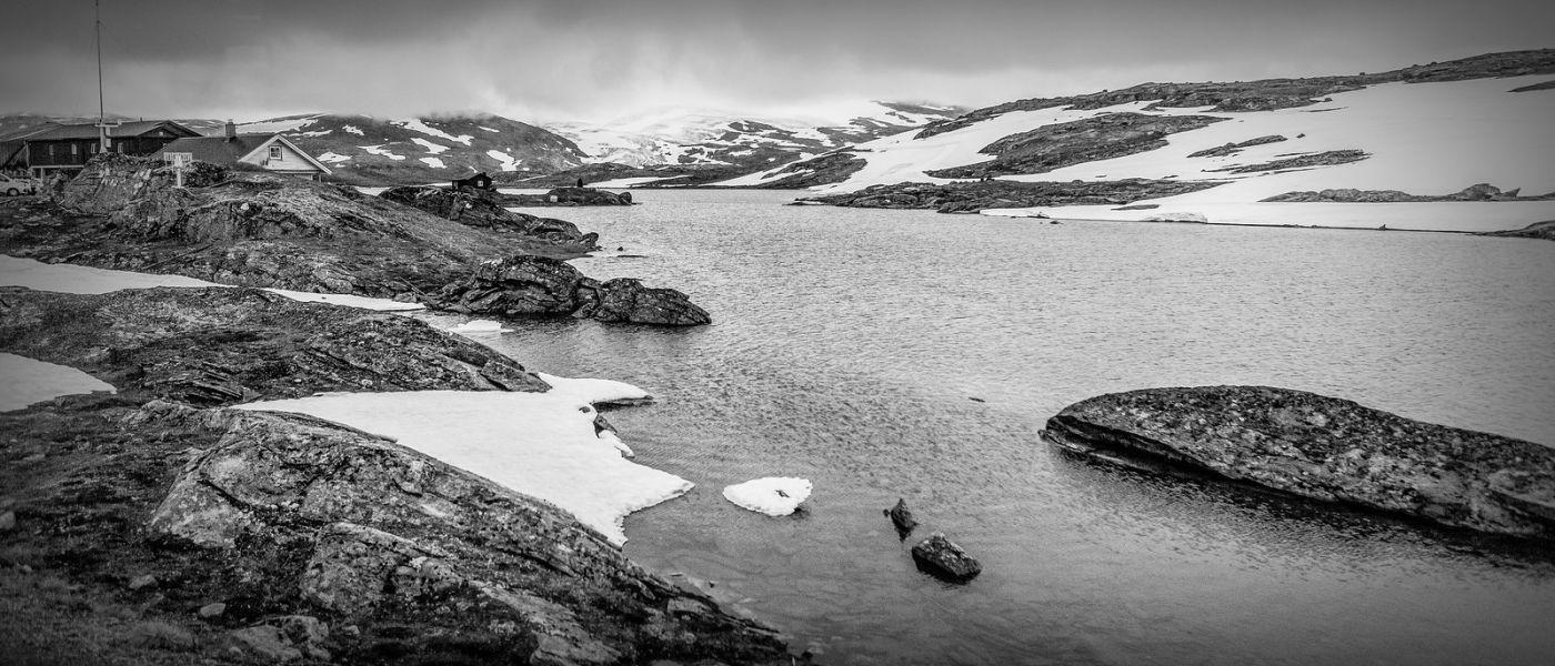 挪威屋脊(Sognefjellet),一眼望去_图1-11