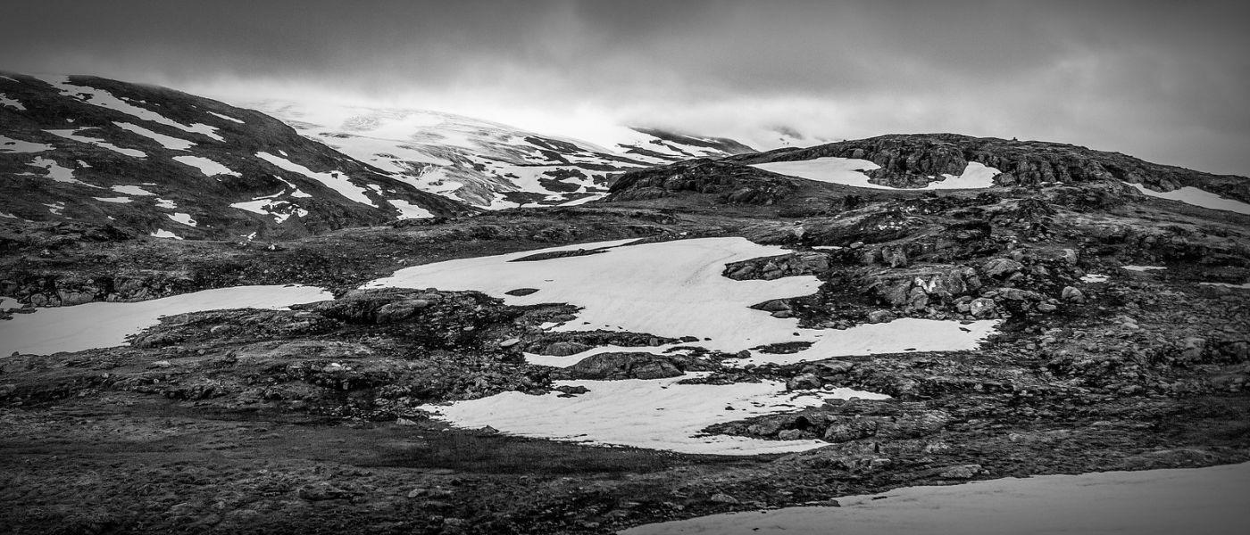 挪威屋脊(Sognefjellet),一眼望去_图1-12