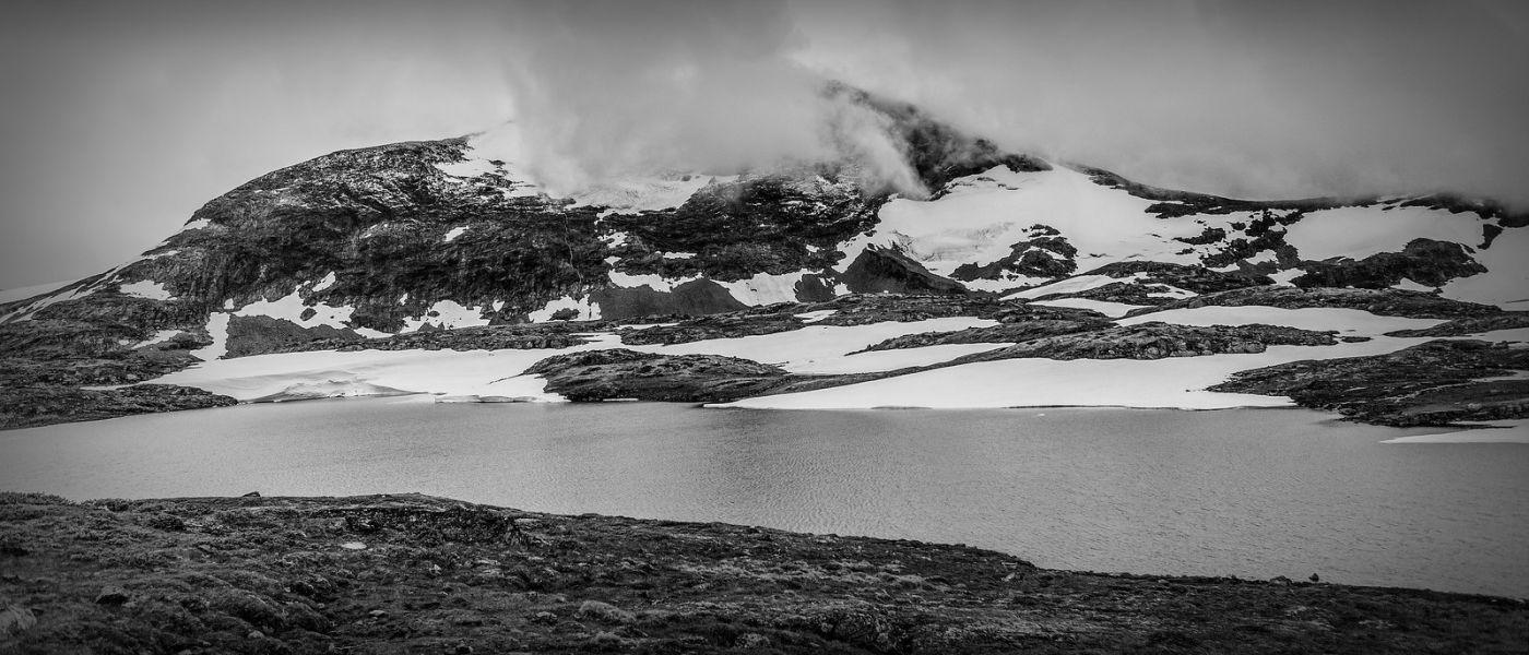 挪威屋脊(Sognefjellet),一眼望去_图1-4