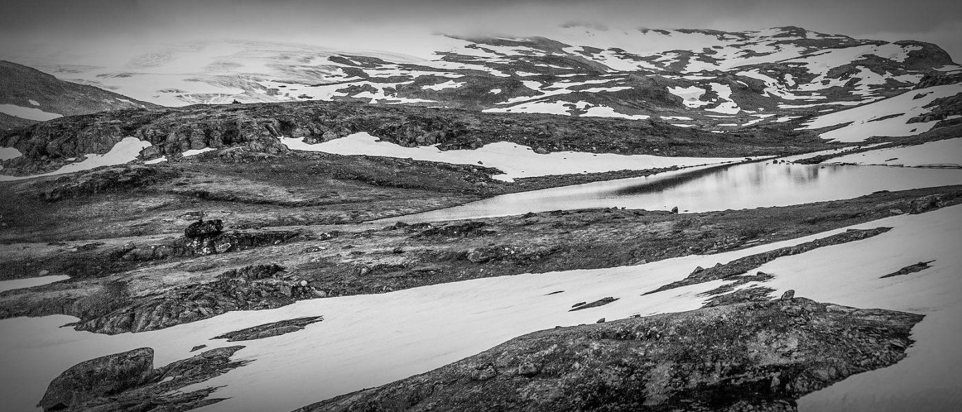 挪威屋脊(Sognefjellet),一眼望去_图1-9