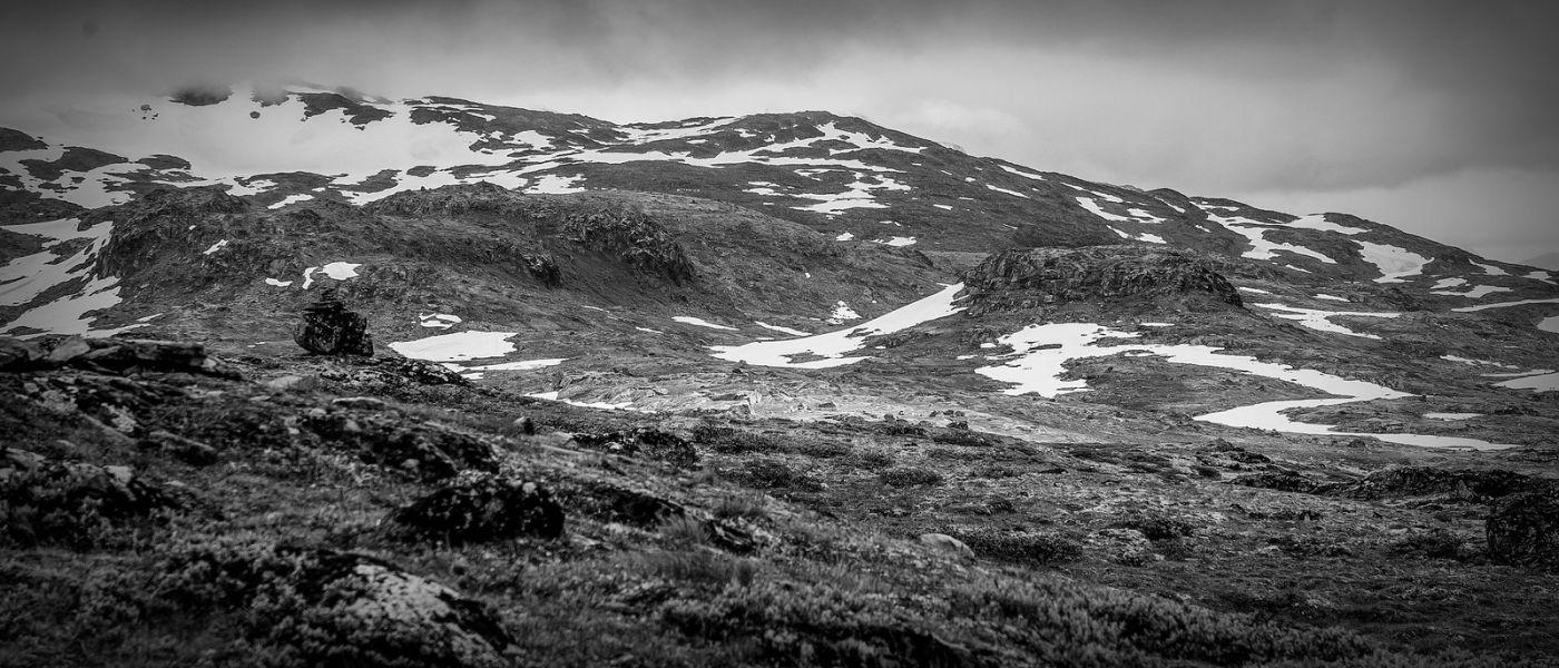 挪威屋脊(Sognefjellet),一眼望去_图1-10