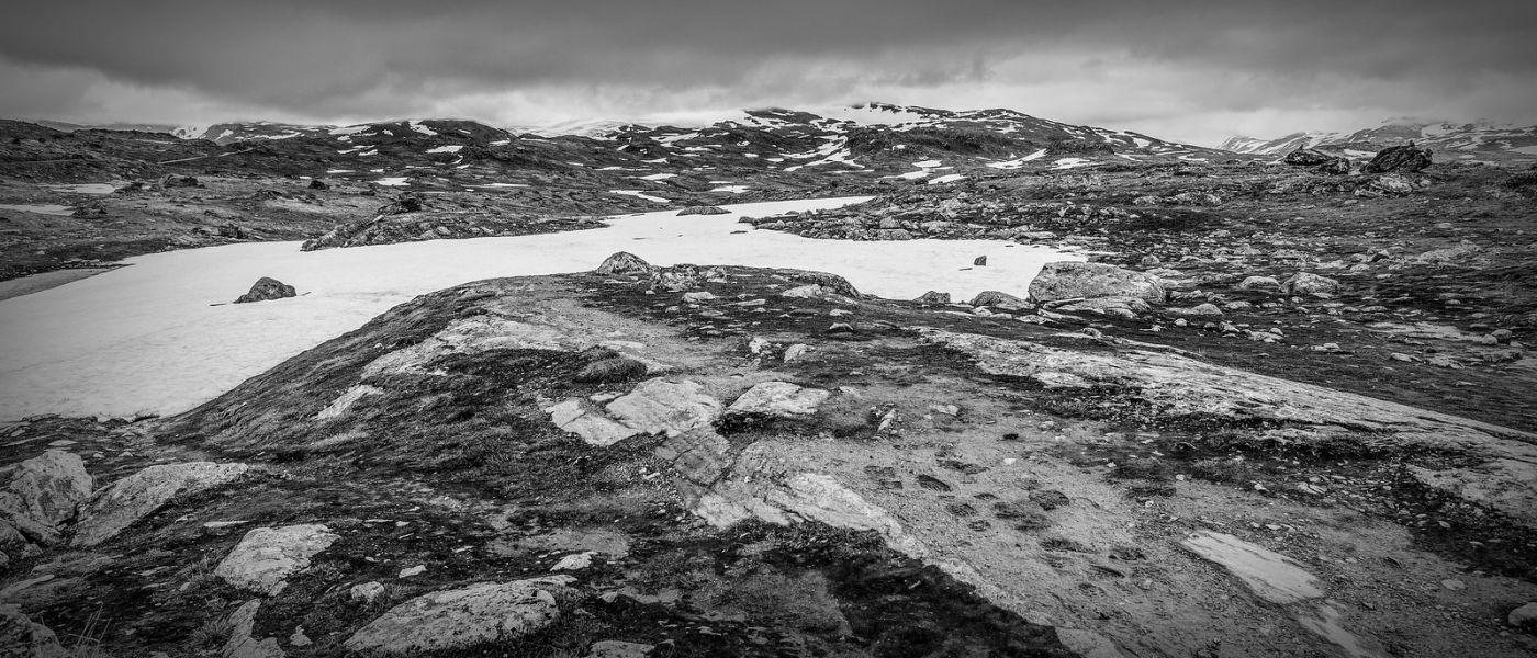 挪威屋脊(Sognefjellet),一眼望去_图1-14