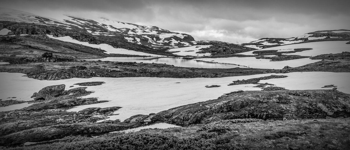 挪威屋脊(Sognefjellet),一眼望去_图1-16