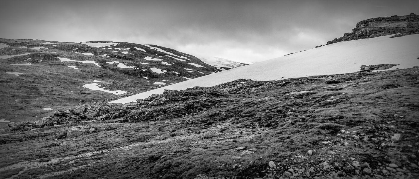 挪威屋脊(Sognefjellet),一眼望去_图1-19