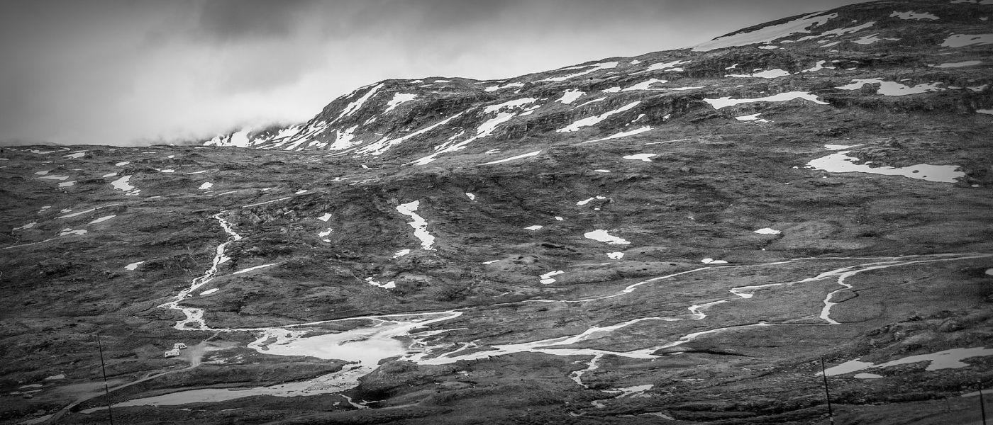 挪威屋脊(Sognefjellet),一眼望去_图1-15