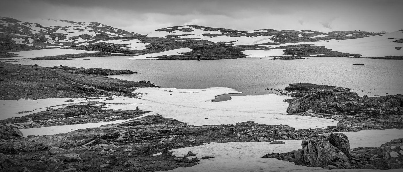 挪威屋脊(Sognefjellet),一眼望去_图1-20