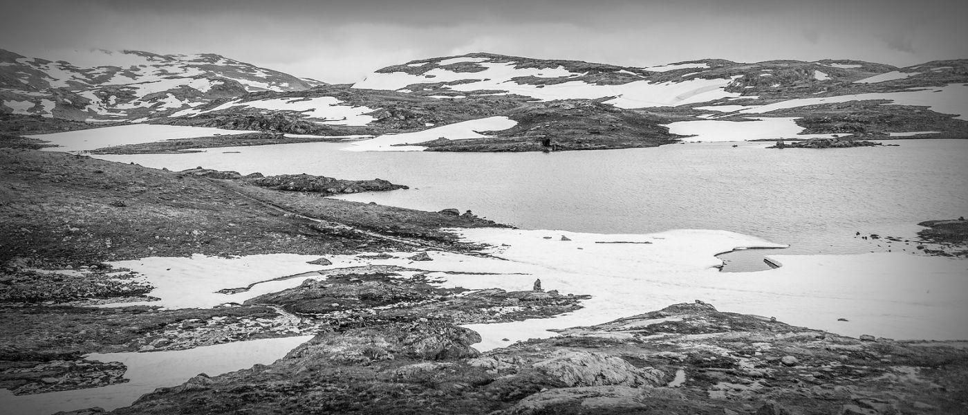 挪威屋脊(Sognefjellet),一眼望去_图1-22