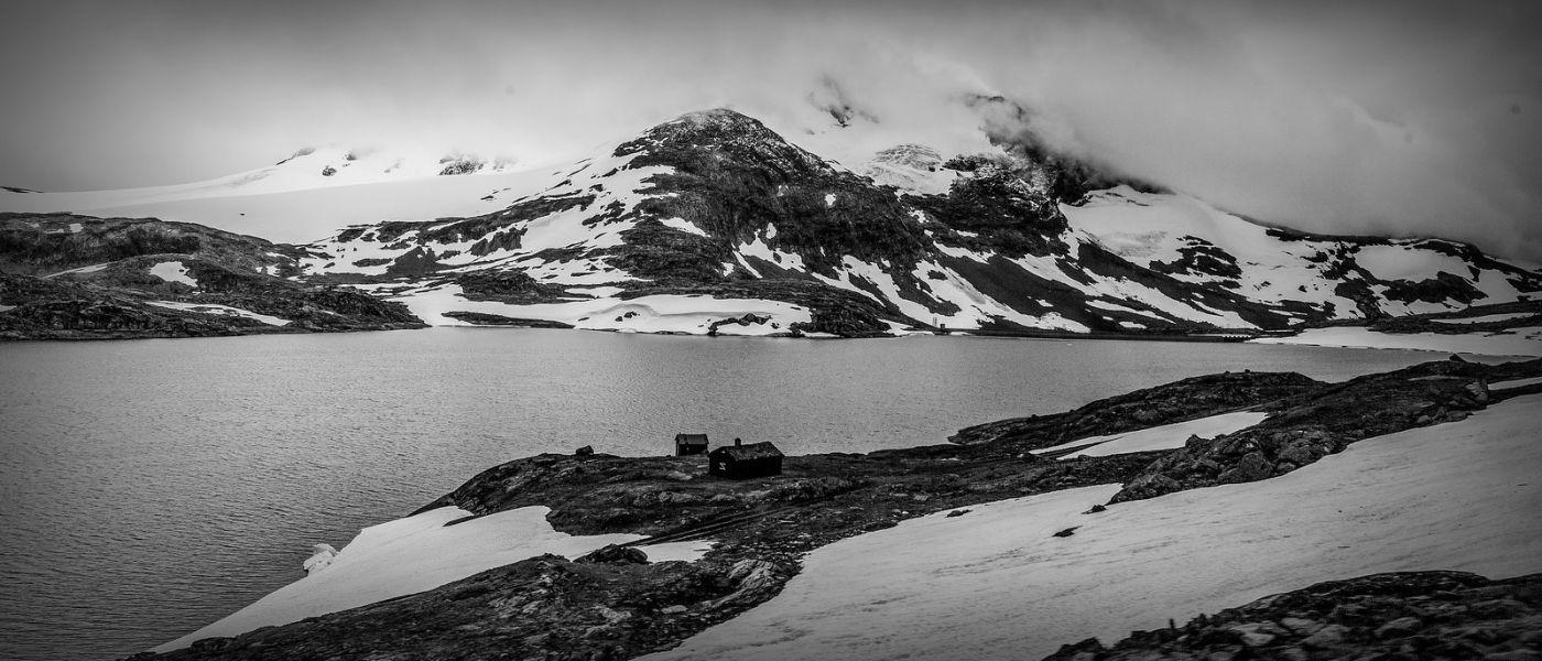 挪威屋脊(Sognefjellet),一眼望去_图1-17