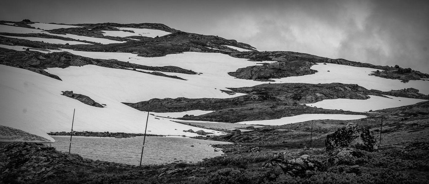 挪威屋脊(Sognefjellet),一眼望去_图1-18