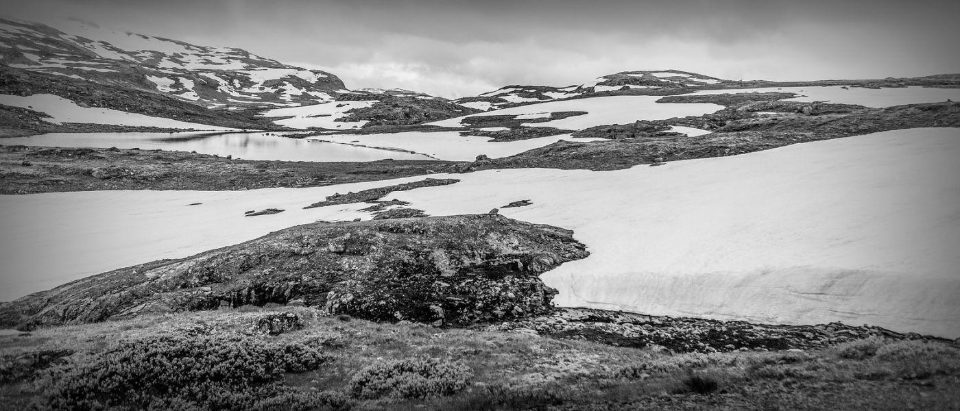挪威屋脊(Sognefjellet),一眼望去_图1-28