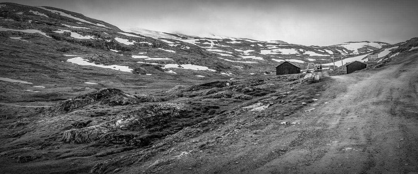 挪威屋脊(Sognefjellet),一眼望去_图1-23