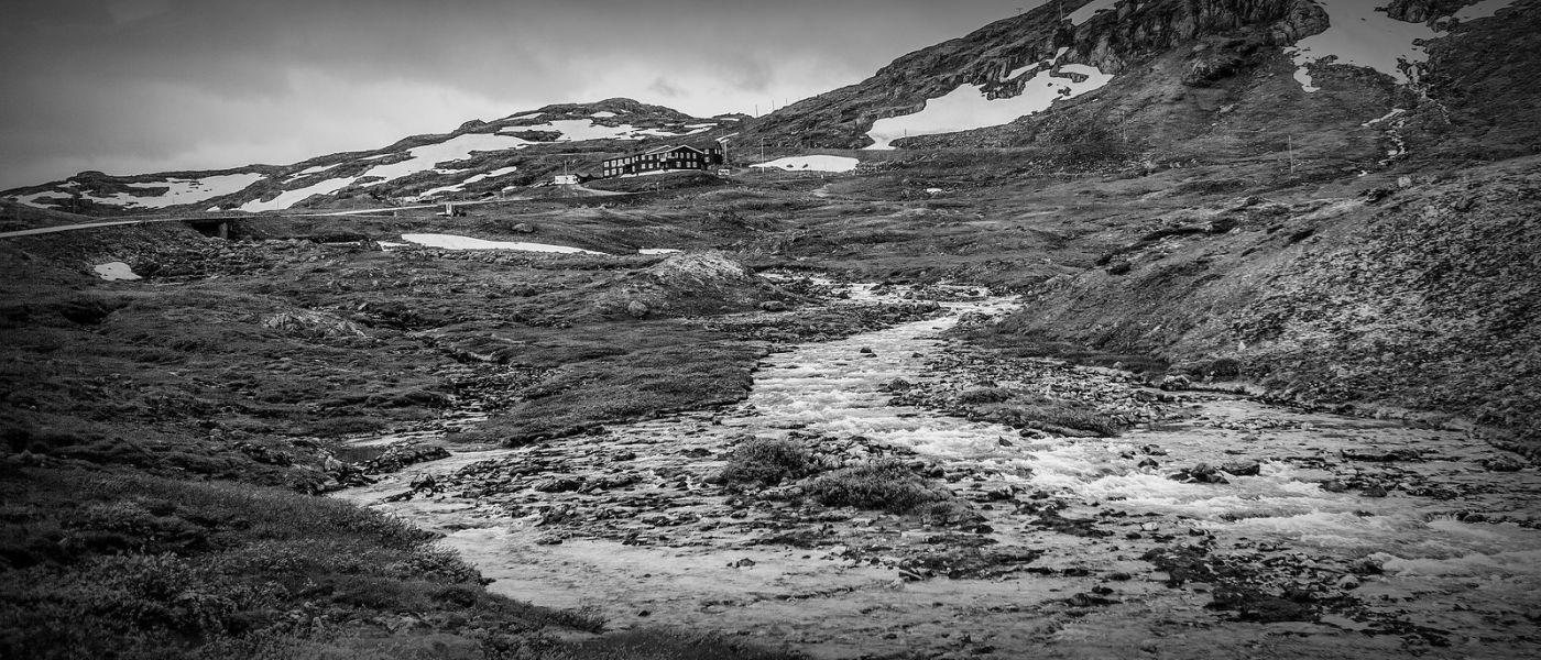 挪威屋脊(Sognefjellet),一眼望去_图1-26
