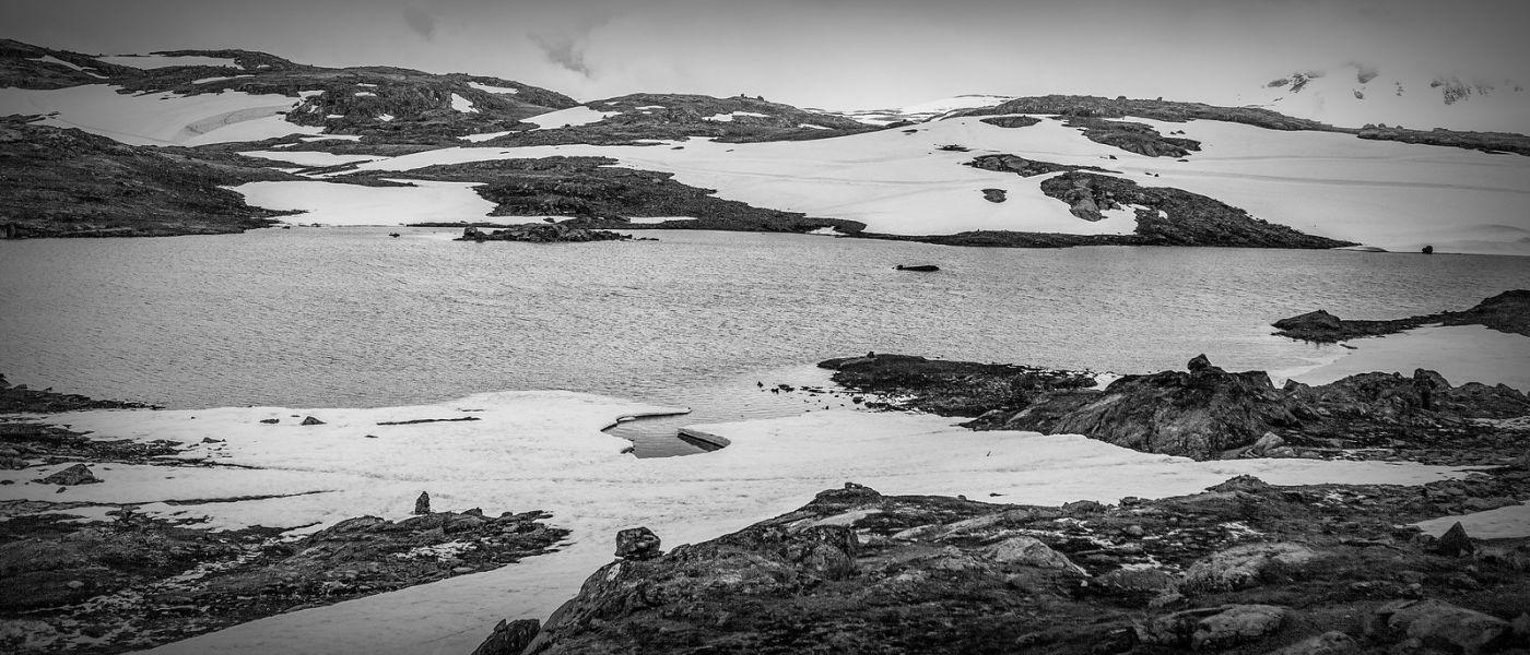 挪威屋脊(Sognefjellet),一眼望去_图1-27
