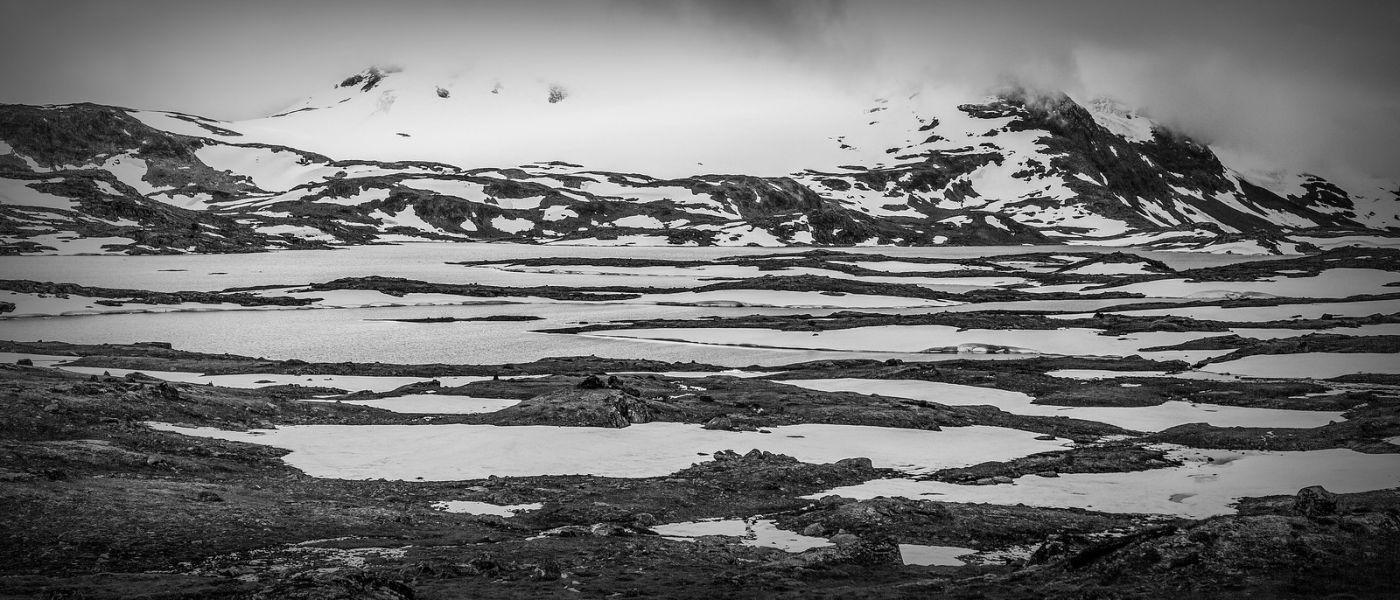 挪威屋脊(Sognefjellet),一眼望去_图1-24