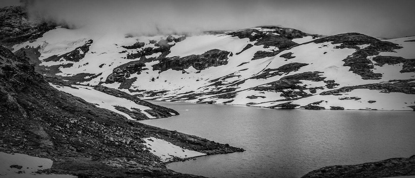 挪威屋脊(Sognefjellet),一眼望去_图1-25