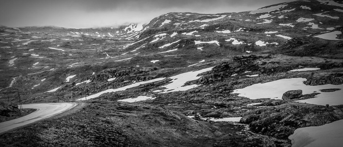挪威屋脊(Sognefjellet),一眼望去_图1-31