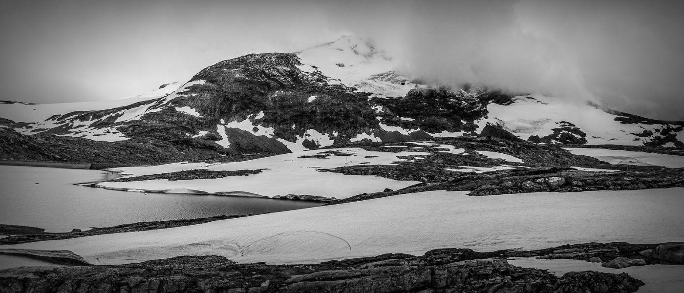 挪威屋脊(Sognefjellet),一眼望去_图1-32