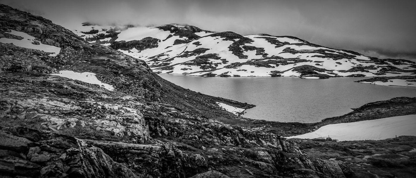 挪威屋脊(Sognefjellet),一眼望去_图1-29