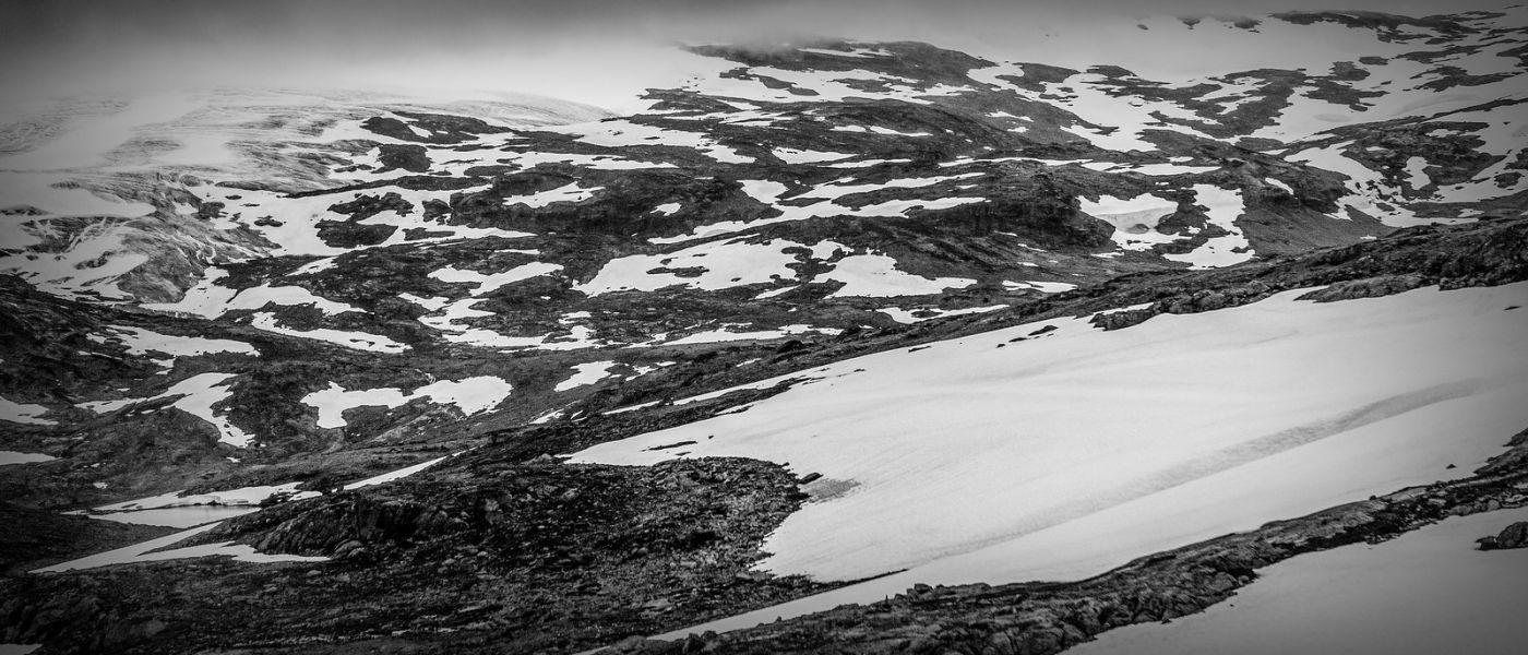 挪威屋脊(Sognefjellet),一眼望去_图1-36