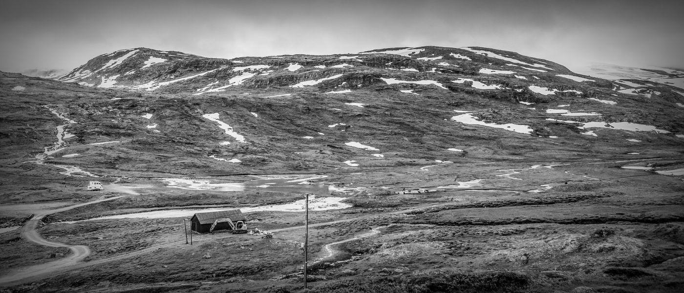 挪威屋脊(Sognefjellet),一眼望去_图1-30