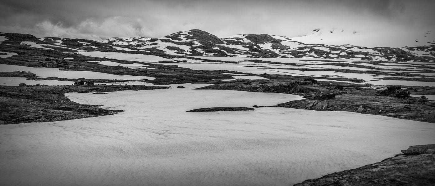 挪威屋脊(Sognefjellet),一眼望去_图1-38