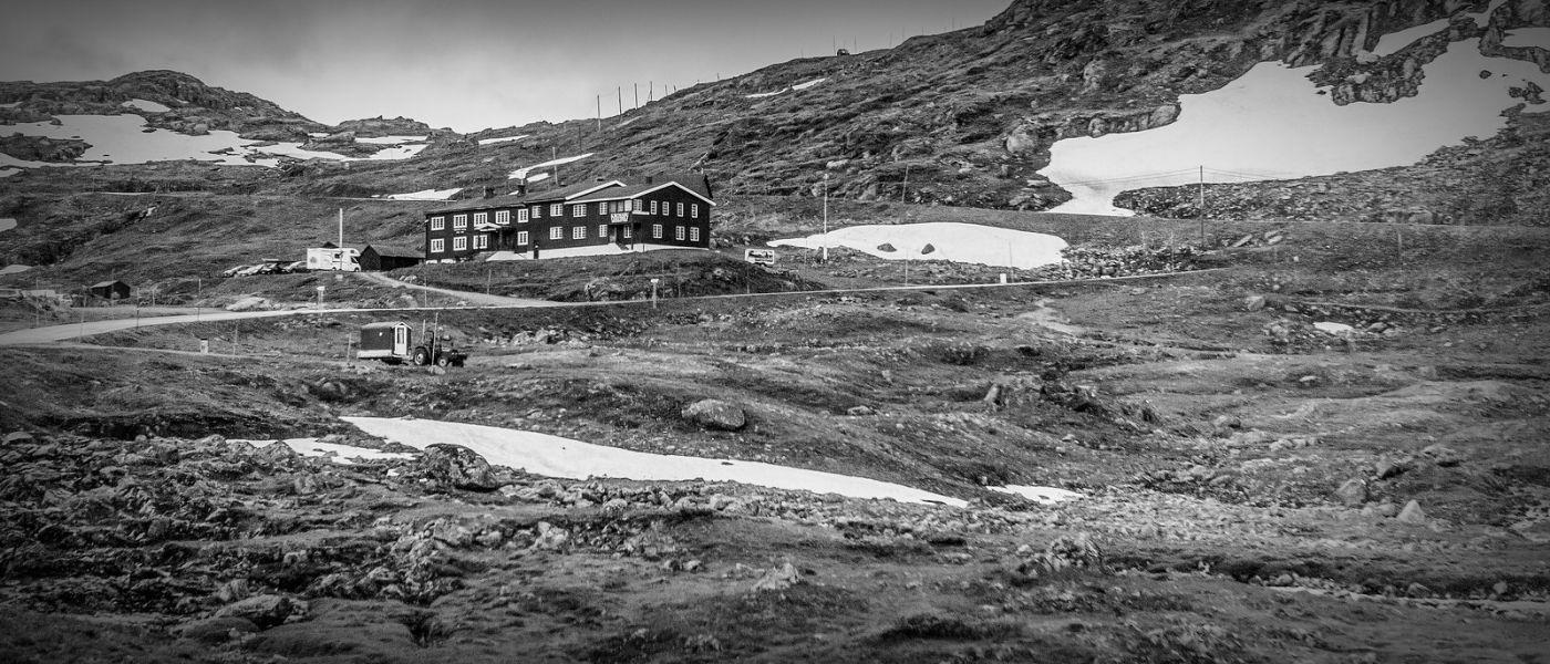 挪威屋脊(Sognefjellet),一眼望去_图1-33