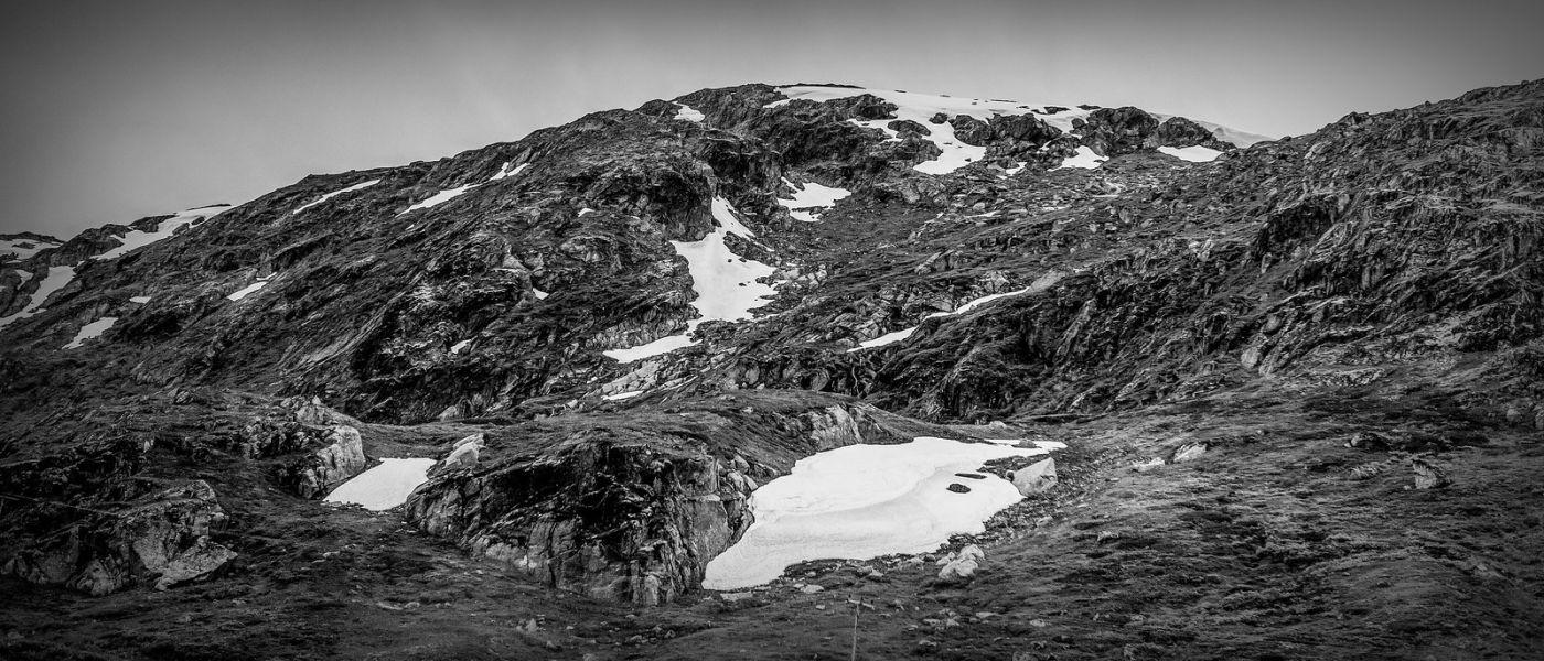 挪威屋脊(Sognefjellet),一眼望去_图1-37