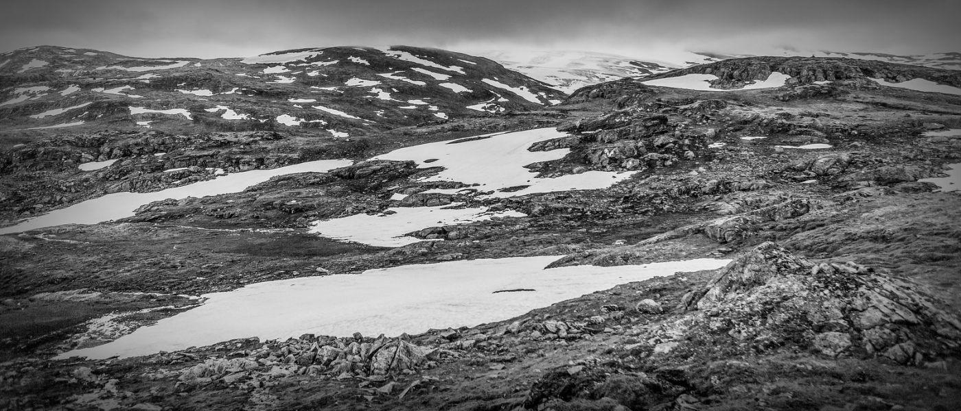 挪威屋脊(Sognefjellet),一眼望去_图1-39
